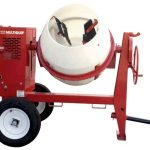 11 Cubic Feet cement Mixer