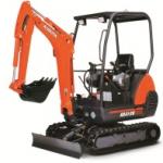 Kubota KX41 mini excavator