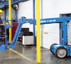 articulated electric boom z30