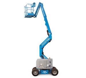 electric articulated boom Z34