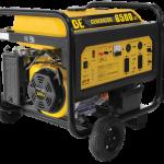 pressure 6500 watt generator