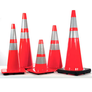 Pylon Caution Cones Leal Rental Tools