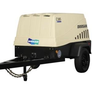 Tow Behind Air Compressor